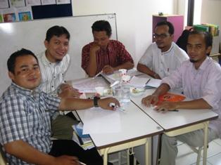 pelatihan guru oleh agus sampurno manajemen kelas1